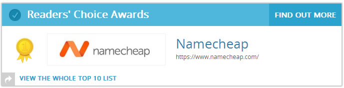 hostreview-award-namecheap