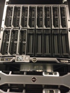 Dell M1000E ESXi Hosts