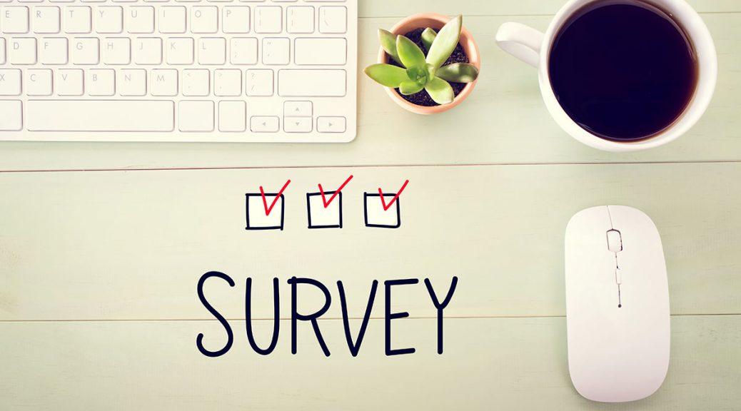 illustration for surveys